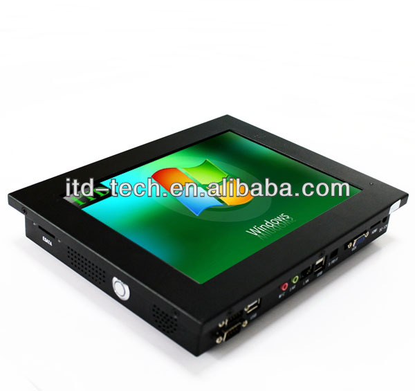 "10.4"" android industrial panel pc"