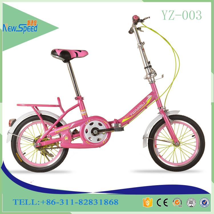 Magnesium Alloy Hub Carbon Fiber Frame Folding Bike 6.9kg 16inch ...