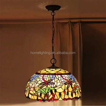 Tfp 1611 Tiffany Victorian Style Vintage Look Red Dragonfly Stained Glass Hanging Lamp Buy Home Lighting Hanging Lamp Vintage Hanging Lamp Product