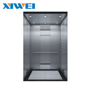 Capacity 630kg 8 persons Machine room Elevator Passenger