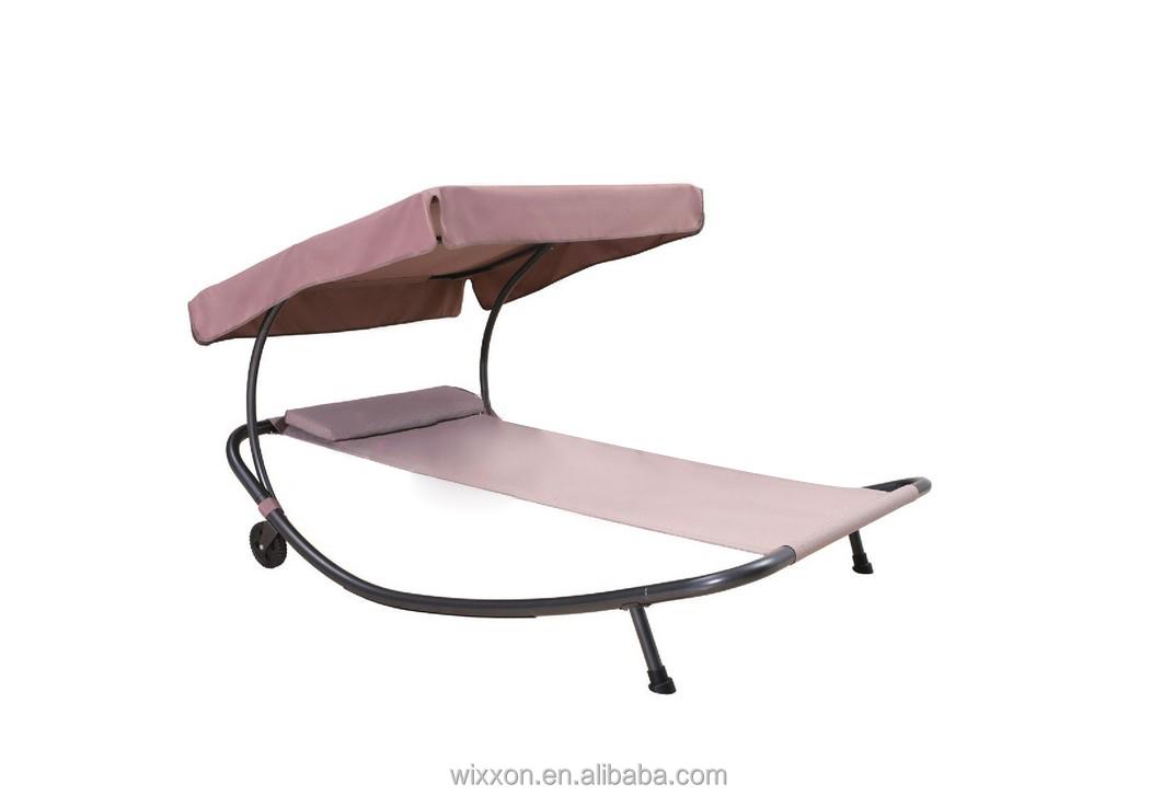 sof al aire libre sol tumbona hamaca jardn cama doble columpio patio cama