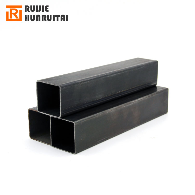 <strong>Trade</strong> Assurance Supplier black welded steel square tube
