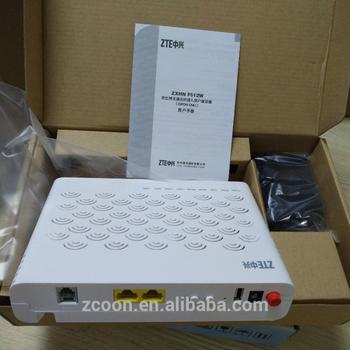 Zte F612w With 2 Ethernet Ports+1 Voice Port+wifi,Zxhn F612w Router Zte  Ftth Gpon Onu Original - Buy Zte F612w,Zte F612w,Zte F612w Product on