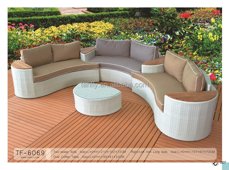 Wholesale China Manufacture Rattan Wicker patio outdoor furniture