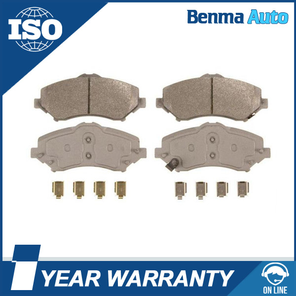 OEM 68003701AA /7B0698151A Front Axle Brake Pads for American Car Chrysler