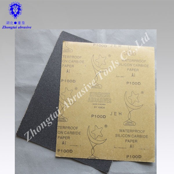 Waterproof silicon carbide abrasive paper buy korea abrasive paper waterproof silicon carbide abrasive paper malvernweather Gallery