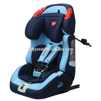 Group 1 2 3 Isofix Child Seat Car Protector With