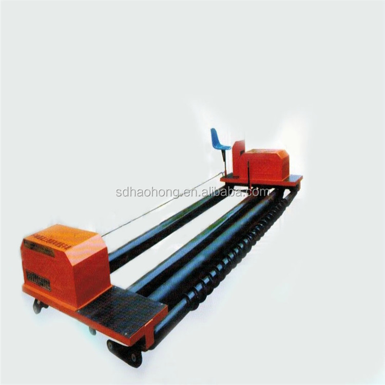 customized laying machine rolling compact pavers concrete roller paver