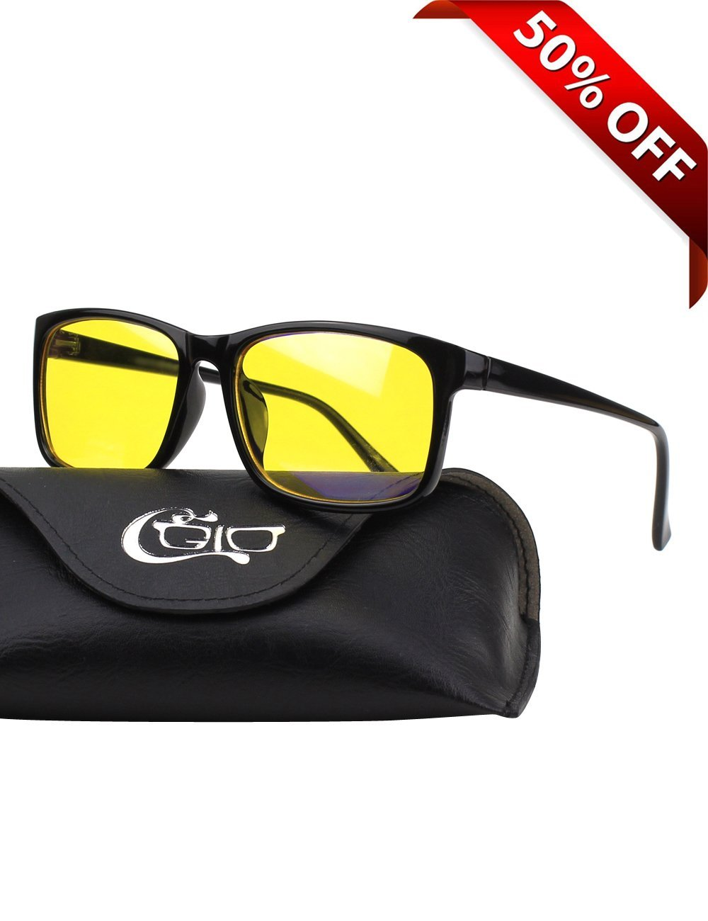 79ff2503a4 Buy Small Rectangle Black Frame Computer Glasses in Cheap Price on ...