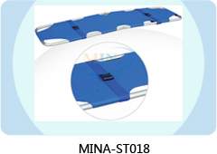 Mina-st040 Portable Folding Ambulance Soft Stretcher/carry Sheet ...