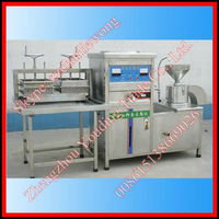 Automatic stainless steel soybean milk and tofu making machine