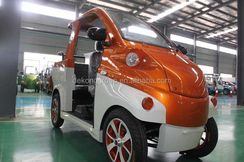 Low Price High Quality Street Legal Utility Vehicles Solar Car Auto Electric Cars For Automatic