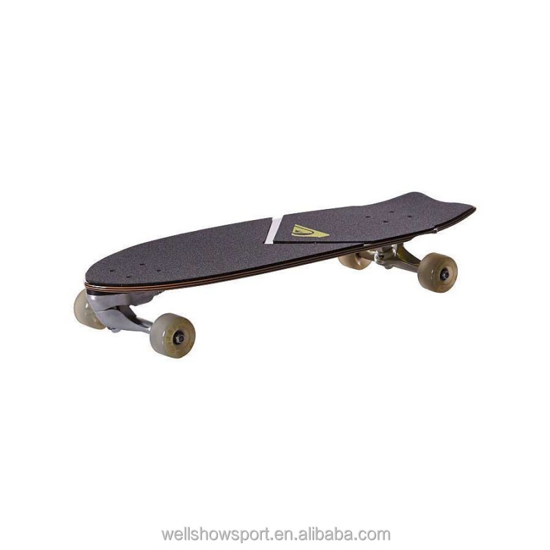 Wellshow Sport Self Propelled Swing Surfing Skateboard