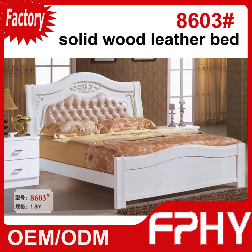 Mdf Bedroom Furniture Factory Supply Fphy Bedroom Furniture Mdf Wood 86 Leather Series