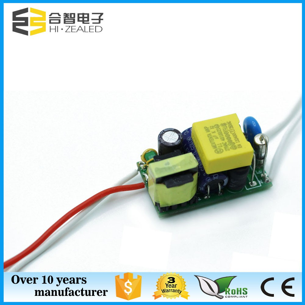 15w No Flicker Led Driver 240ma Constant Current Led Driver Ce ...