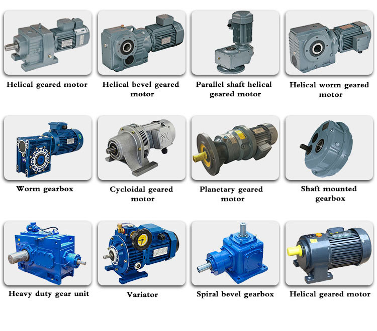 China helical gear box,forward reverse gear box,tractor transmission gear box for go kart and excavator gear box manufacturer
