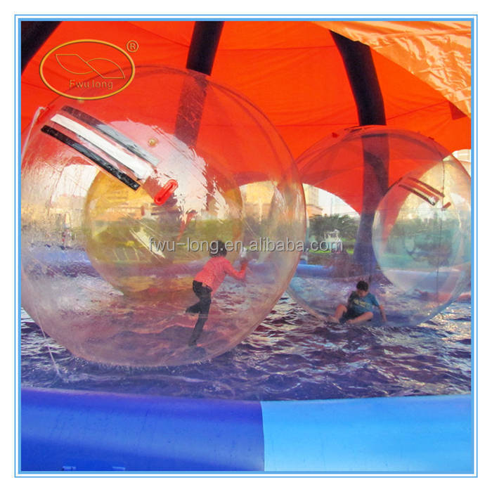No.1 Water Balls!!!ball On Water Activity,Water Ball Video,Water ...