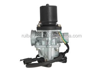 Carburetor For 2 Stroke Dinli 50cc 70cc 90cc 100cc 110cc Atv Carb Electric  Chock Carburetor - Buy Atvcarburetor,Electric Chock Carburetor,2 Stroke