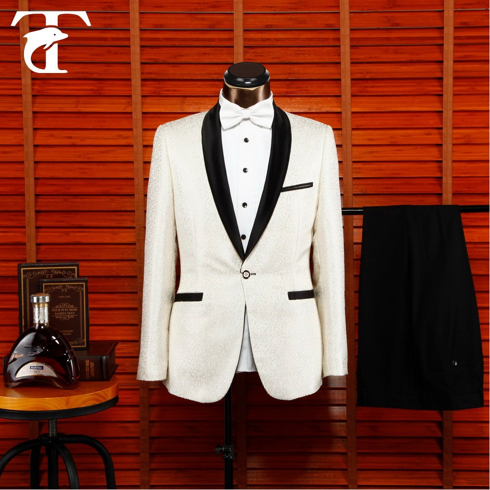 2014 Real Whole Sale Wine Color Tuxedo Suits Wedding Party Dresses ...