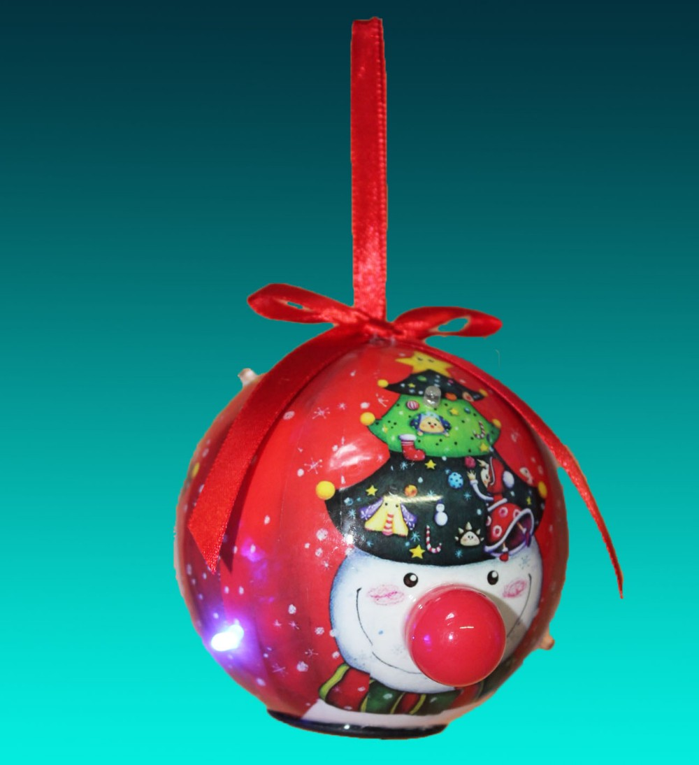Best 28 led christmas balls giant outdoor multi color for Led outdoor christmas ornaments