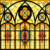 Stained glass packs 3mm colored window glass colored glass for home decoration