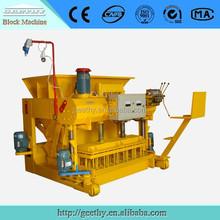 QMY6-25 egg laying concrete block machine algeria