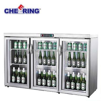Supermercato Apparecchiature Guangzhou Produttore 3 Porte Vetro Mini ...