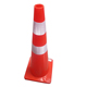 "360*360mm 4.3kg red base 2 tapes 36"" plastic traffic cone"