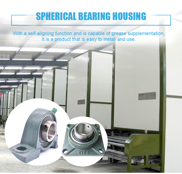 Hot sale pillow block bearing UCP 208 with low price high quality