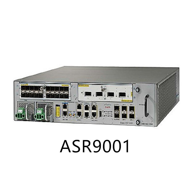 Cisco ASR 9000 series Router ASR9001 ASR 9006 DC Chassis