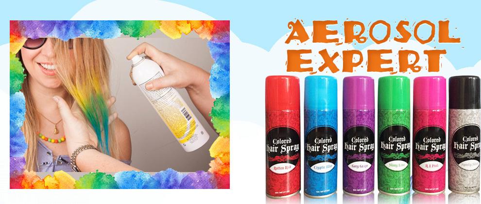 Zhongshan Kong Star Daily Commodity Co Ltd Hair Color Spray