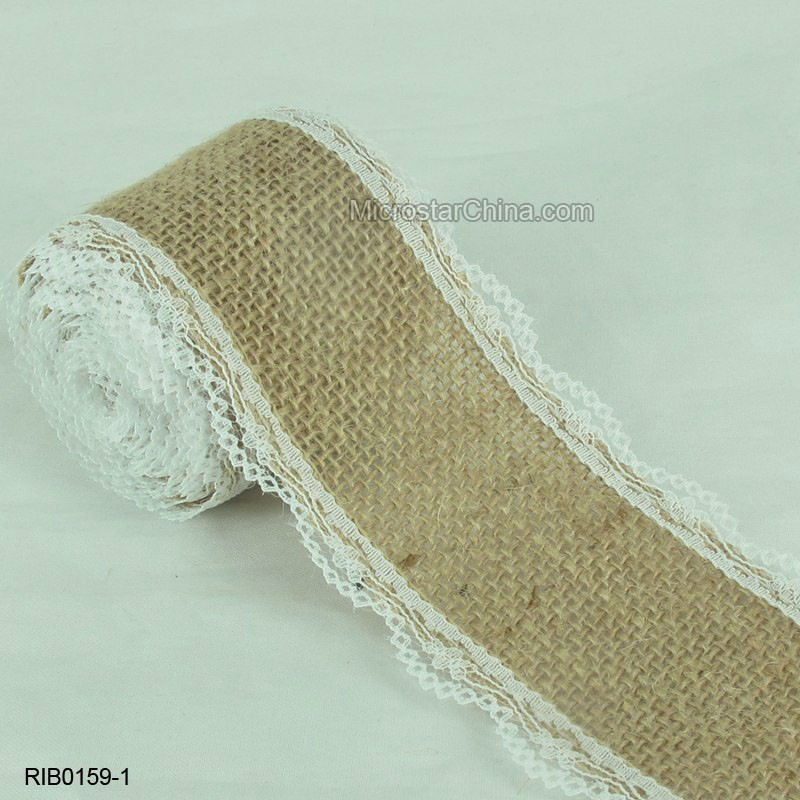 5cm Wedding Jute For Decorate Table Runner