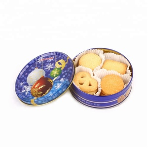 wholesale custom fortune cookie in tins and digestive wafer biscuit