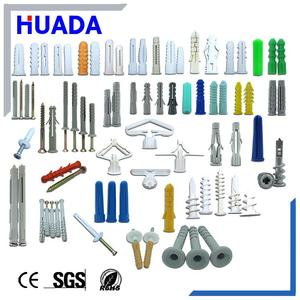 Good price of HDS-12 PE plastic wall plug