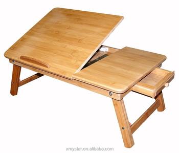 Portable Bamboo Laptop Desk Bamboo Laptop Tray