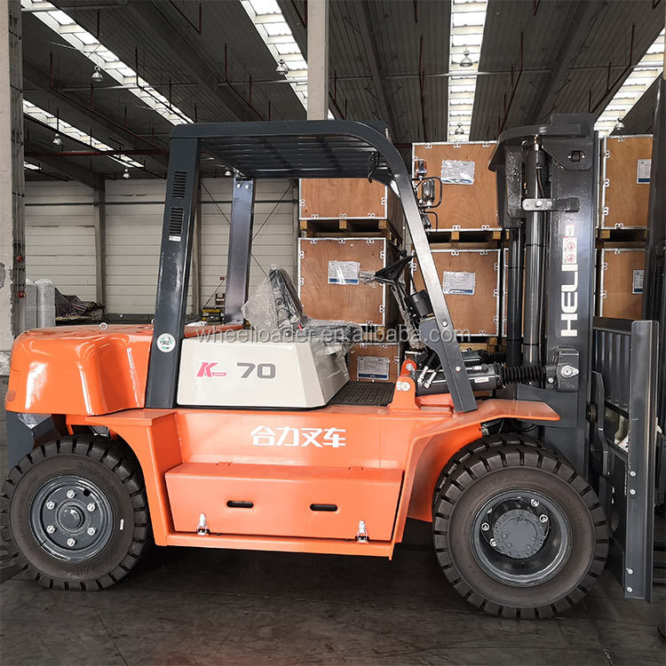 Heli CPCD75 7.5T Diesel Forklift for Stone