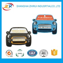 Car Shape high quality cute type air freshener for car