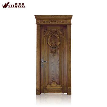 Apartment teak wood main door models buy apartment teak for Main door model
