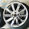 excellent Clear Coat /chrome finished powder coating/high glossy for wheel