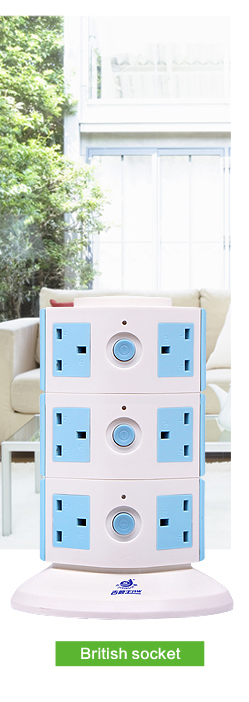 Wholesale Universal Travel Adapter Wheel White Vertical Switch ...