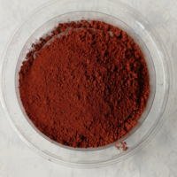 325 mesh Iron Oxide Red