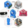 Mini Portable Fan original factory products,outdoor rechargeable desk usb fan