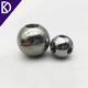 China factory low price metal ball with hole