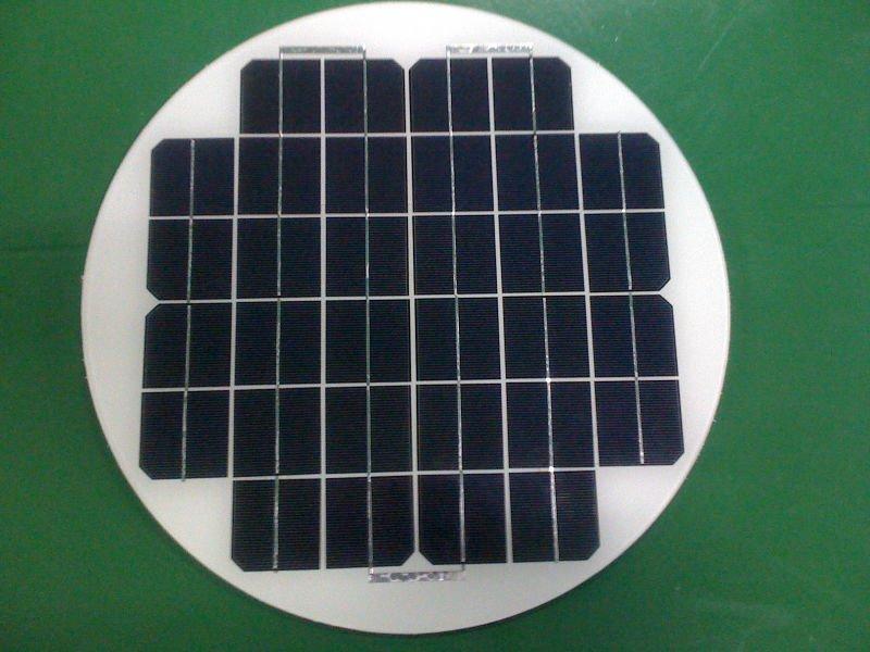 Ronda panel solar 15 w con 12 v c lulas solares paneles for Panel solar pequeno