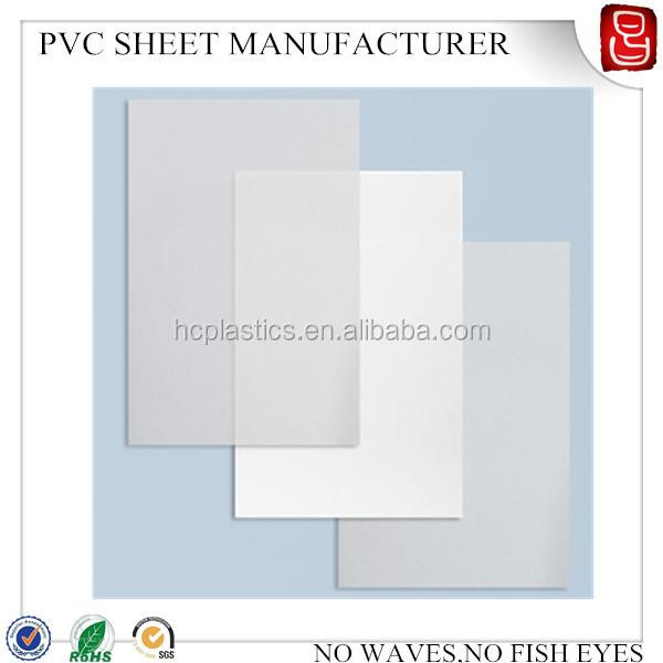 A4 Inkjet Printable Pvc Plastic Sheet/pvc Card Sheet/material Pvc ...