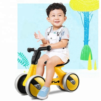 Factory Wholesale Baby Toys 6-12 Month Kids Car Foot Pushed Mini Baby Balance Bike