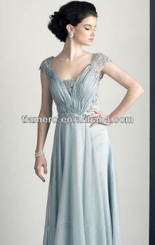 Korea Style Formal Evening Dress For Pregnant Women