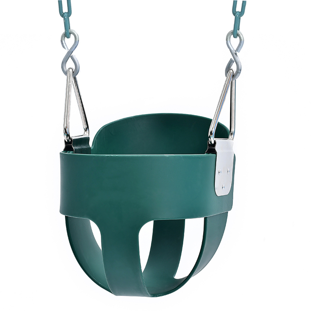 Brand Wholesale High Quality Outdoor Patio Swing Clear Egg Chair Baby Kids  Swing Chair Support