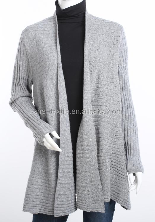 100 kaschmir pullover damen lange offene strickjacke sweaters produkt id 60173355957 german. Black Bedroom Furniture Sets. Home Design Ideas