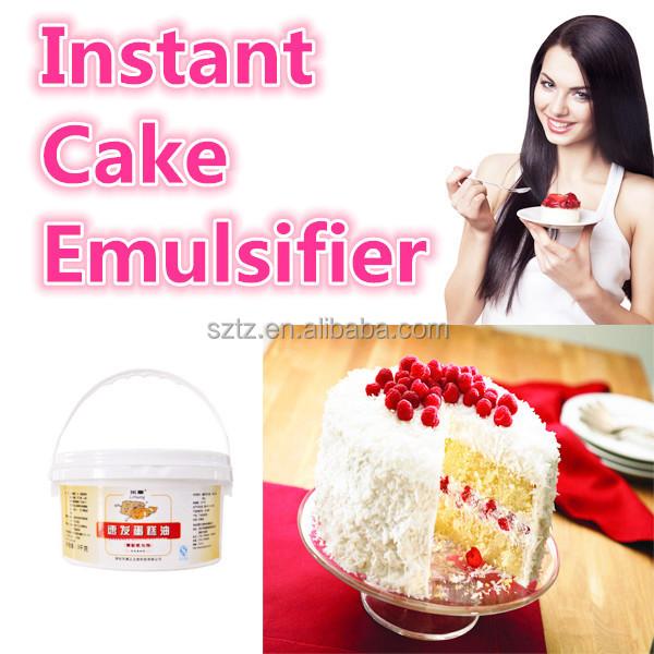 Cake gel emulsifier recipe